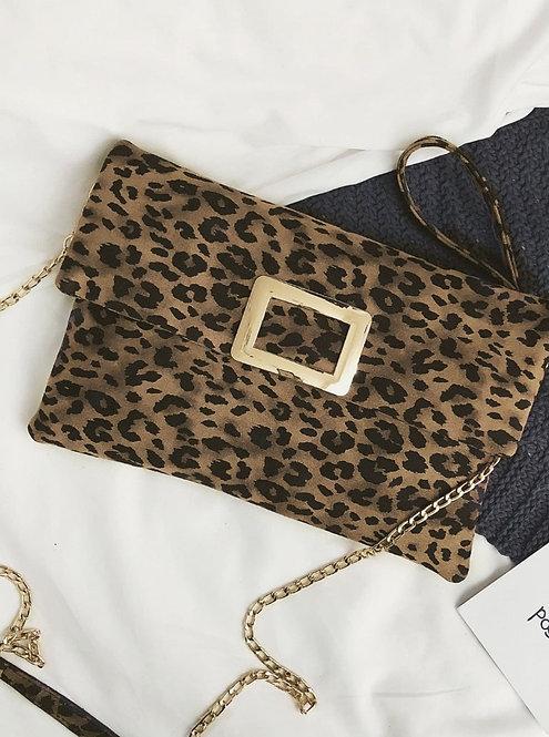 Classy Leopard Bag