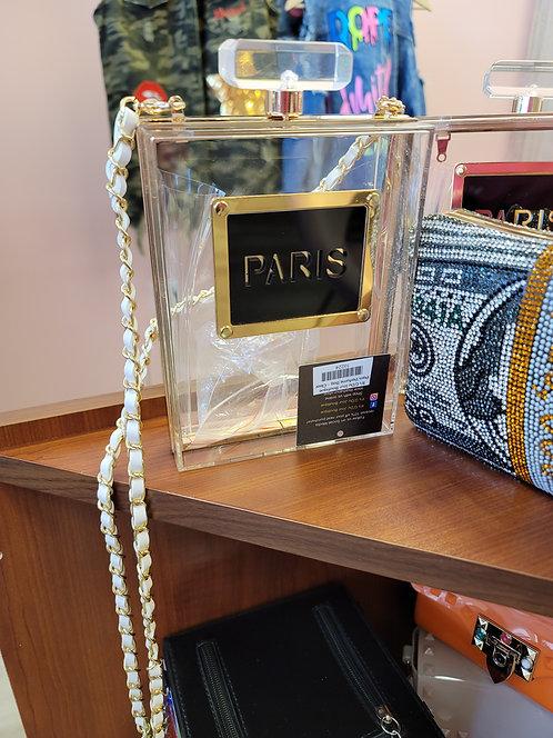 Paris Perfume Bag