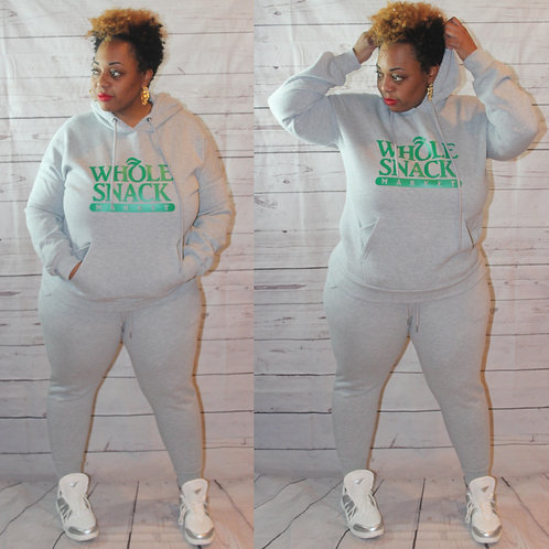 Whole Snack Jogger Set (available in plus)