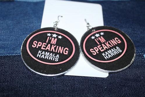 I'm Speaking - Kamala Harris