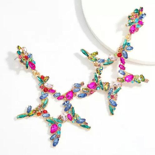 Starlight Sparkles Earrings