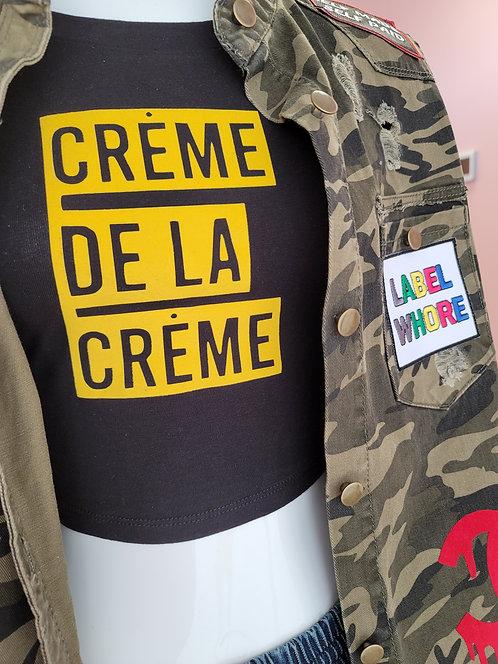 CremeDeLaCreme Crop