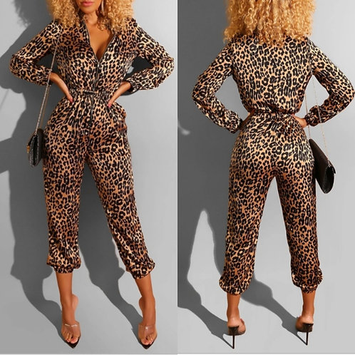 Tame Me Not! Jumpsuit