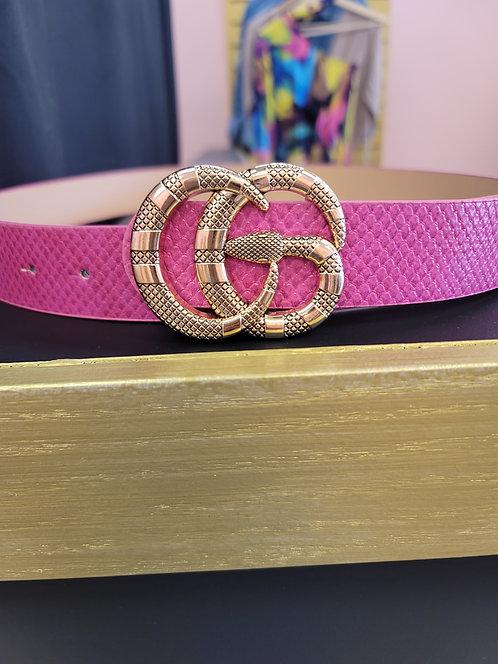 Snake GG Belt