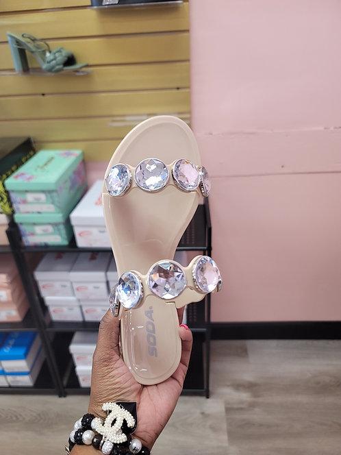 Jelly Bling Sandal