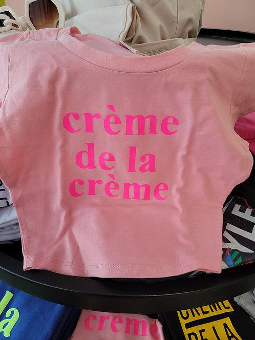 Creme De La Creme Crop