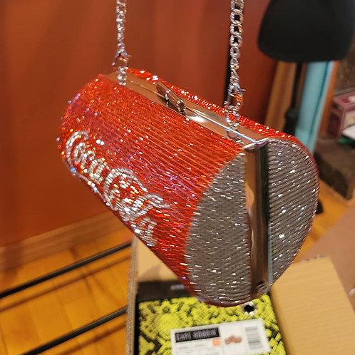 Coca Cola Bling Bag