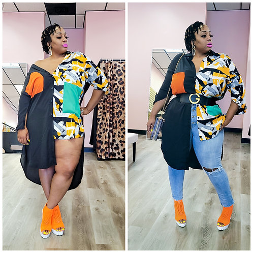 Barbados Tunic Dress