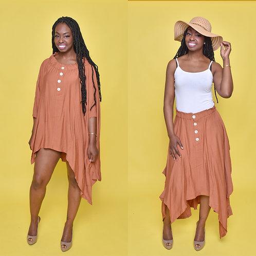 (Restocked) Stacy Dress/Skirt