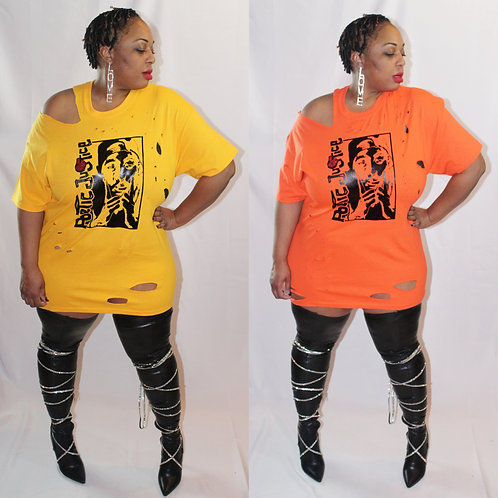 Poetic Justice Tshirt Dress