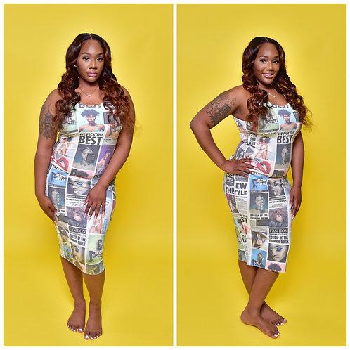 It Girl Bodycon Dress