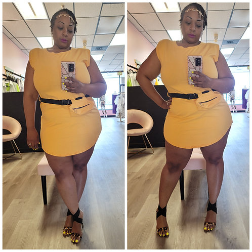 Sporty Chic Dress/Tunic