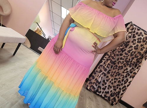 Maui Maxi-Dress