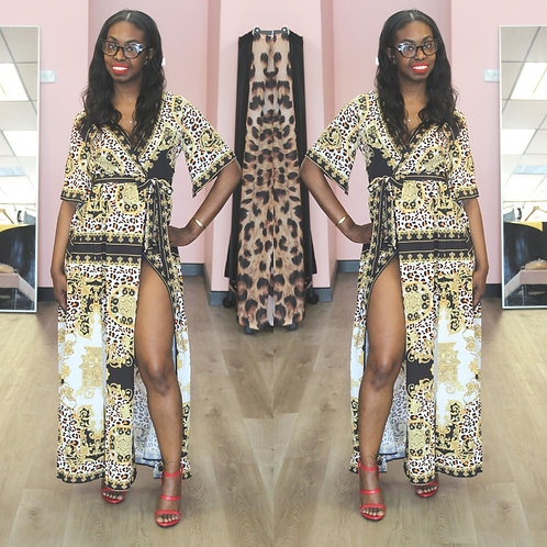 Versace Maxi-Dress