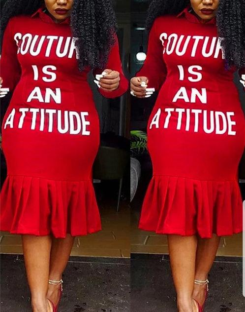 She's Got Attitude Dress