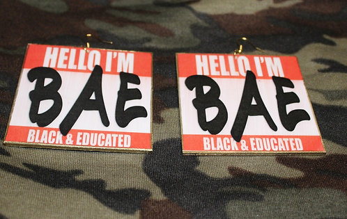 BAE - Blacked & Educated