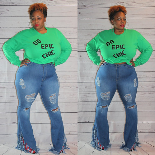 Do Epic Chic Crop Top