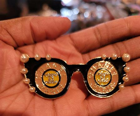 CoCo Sunglasses Brooche
