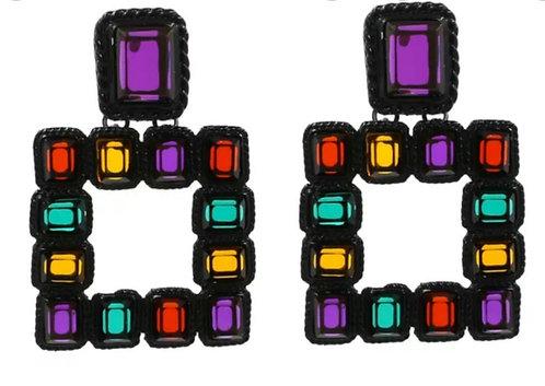 Jewel Candy Earrings