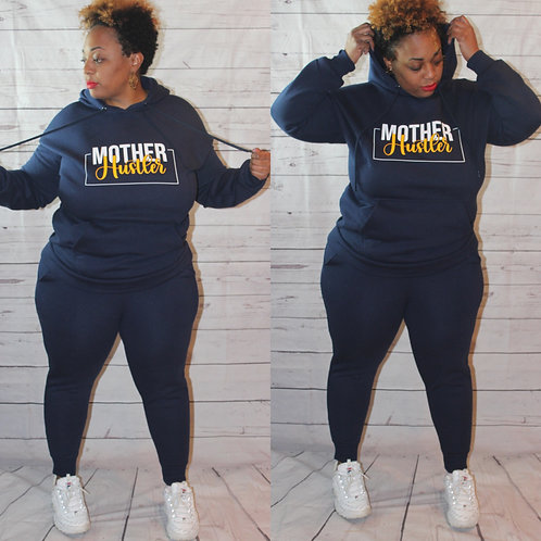Mother Hustler Jogger Set (available in plus)