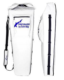 PROYAKER ICY Catch Bag, Closed Cell Foam Insulated Kayak Fish Bag Cooler