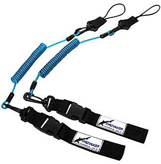 PROYAKER Rod / Paddle Leash (Set of 2)
