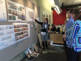 Marblehead Peninsula Branch Library Progress