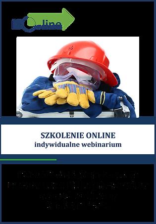 Szkolenie online webinarium ISO 45001:2018 Aktualizacja SZBHP do nowych wymagań