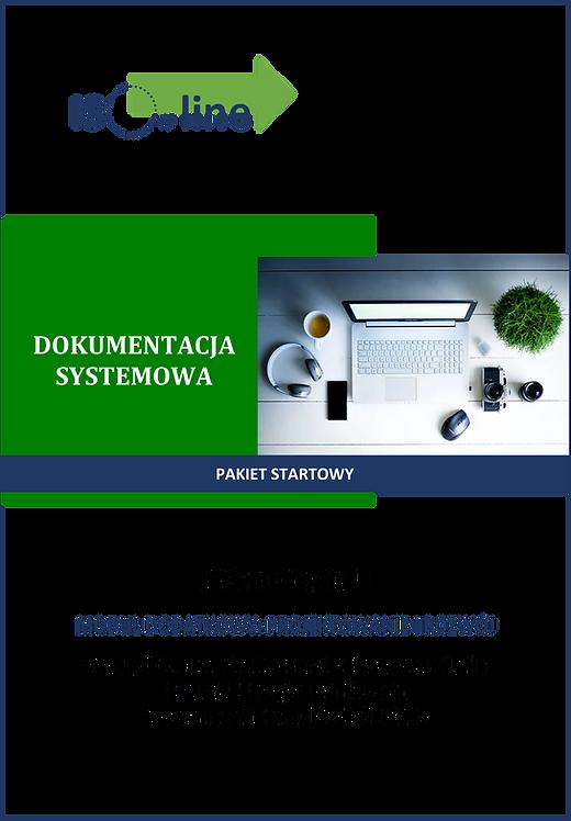 Dokumentacja ISO 9001:2015 wzór - wzory dokumentów proces PROJEKTOWANIE