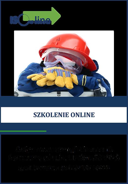 Szkolenie online ISO 45001:2018 Audytor wewnętrzny / Pełnomocnik SZBHP