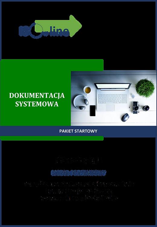 Dokumentacja ISO 9001:2015 wzór - wzory dokumentów MODUŁ PODSTAWOWY