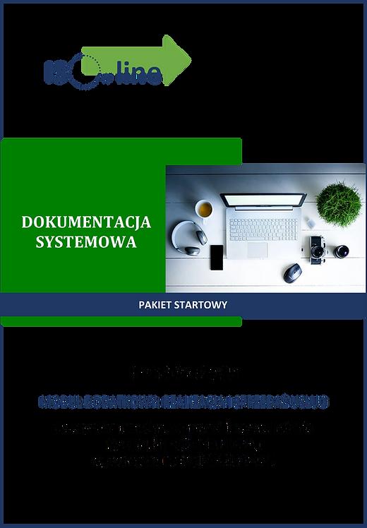 Dokumentacja ISO 9001:2015 wzór - wzory dokumentów dla firmy usługowej
