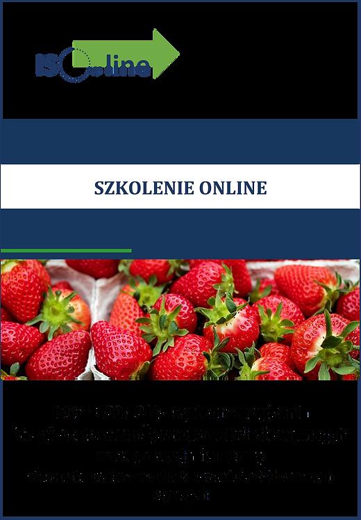 Szkolenie online: Przejście na normę ISO 22000:2018. Nowe wymagania, zmiany
