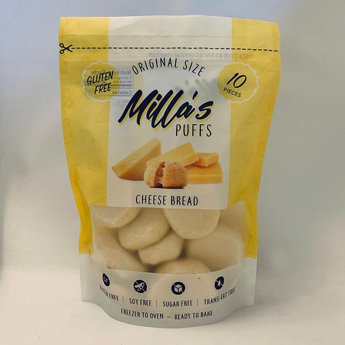 Milla's Puffs Box of 6 Pouches (Original Classic Size)