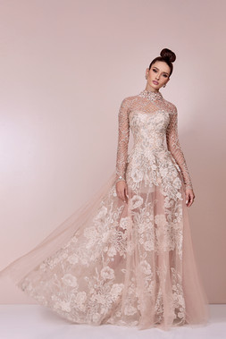 João Calazans Princess Dress