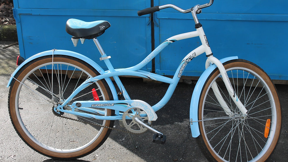 Blue/White Supercycle