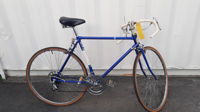 Competition Road Bike