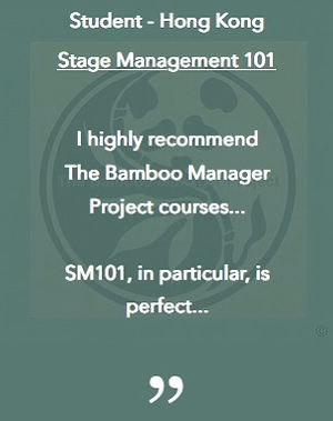 The Bamboo Manager Project - Testimonial