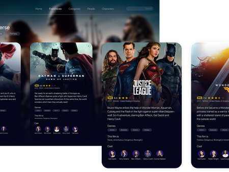 Advanced metadata - the backbone of immersive Comic-Con themed universes