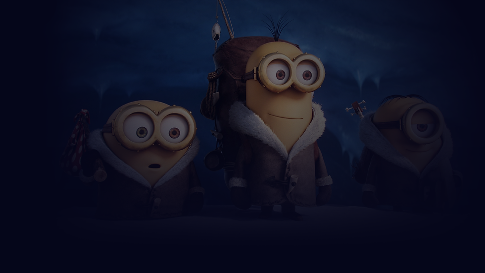 Movie Metadata - Despicable Me collection, The Minions