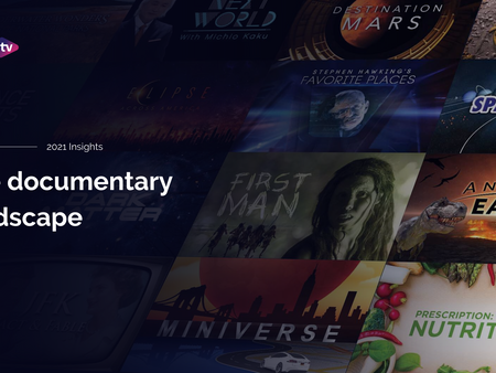 Why documentaries could be your key competitive advantage - 2021 industry insights