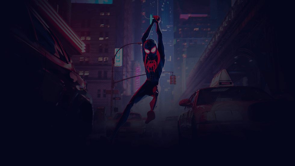 TV interface, Tv metadata, Spiderman
