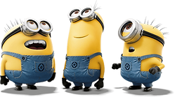 Image metdata - character image - Minions