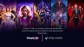 Whip Media And Simply.TV Announce Strategic Partnership