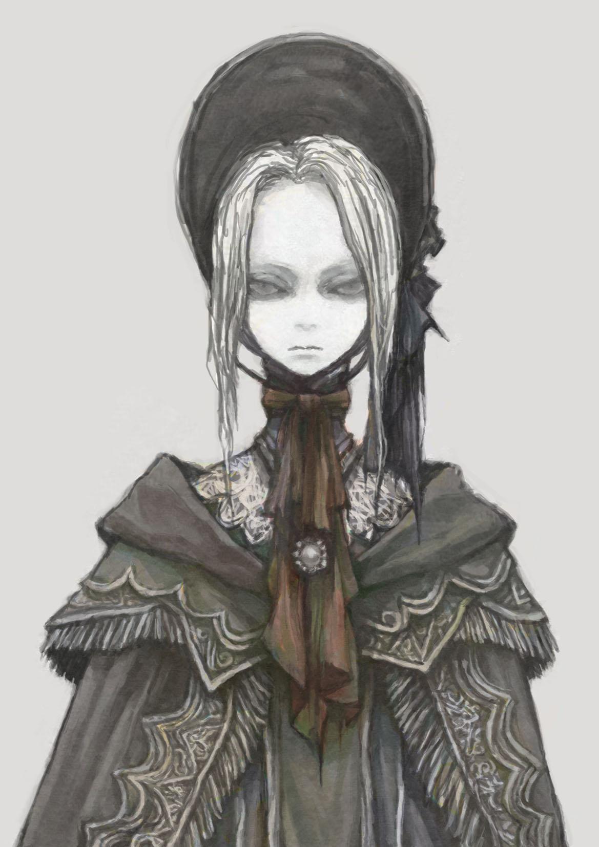人形_Bloodborne