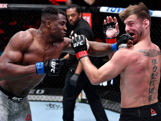 Cameroonian Star, Francis Ngannou, Becomes First African-born UFC Heavyweight Champion
