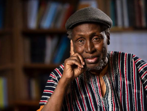 Kenyan Literary Giant, Ngũgĩ wa Thiong'o, Makes History With Booker Prize Win
