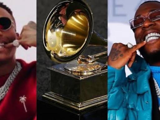 Burna Boy, Wizkid Make History With Grammy Wins