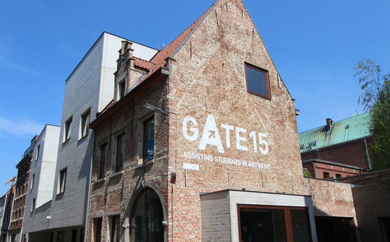 Gate 15 Grote Kauwenberg