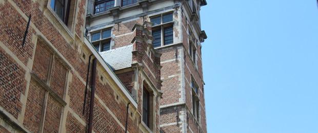 Korte Sint-Annastraat De Groote Robijn -  Van Straelentoren